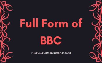 full form of bbc