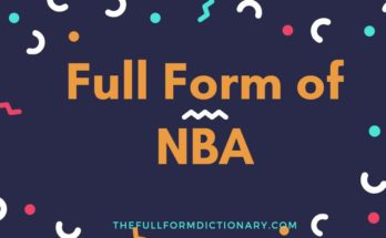 full form of nba